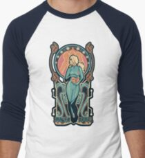 Samus Nouveau Men's Baseball ¾ T-Shirt