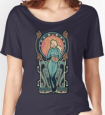 Samus Nouveau Women's Relaxed Fit T-Shirt