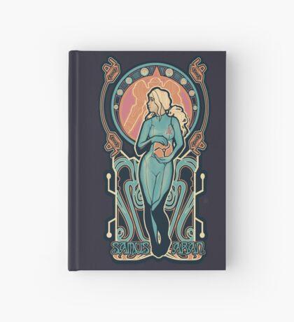 Samus Nouveau Hardcover Journal