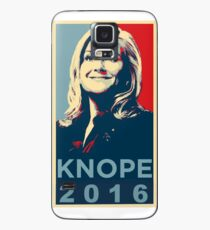 Knope 2016 Case/Skin for Samsung Galaxy