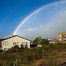 Rainbow Kiss by RatManDude