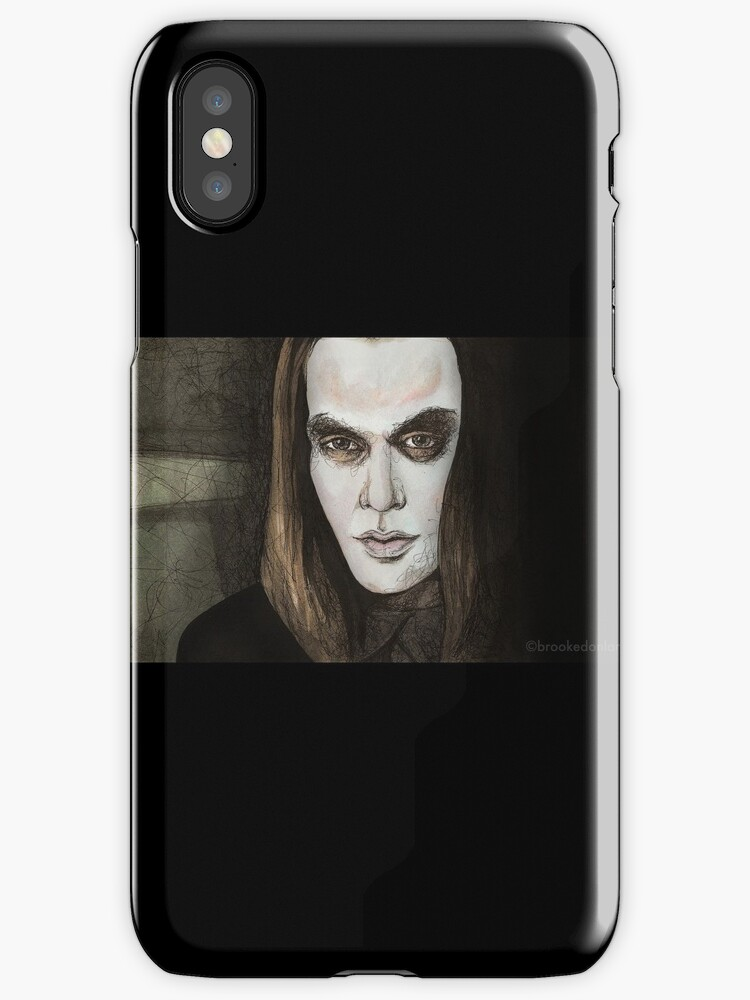 Buffy Vs. Dracula - Dracula - BtVS by Brooke Donlan