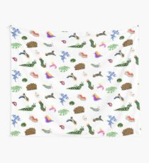 World of Nudibranchs Tapestry