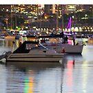 Boat on NYE by TrinityCentaur