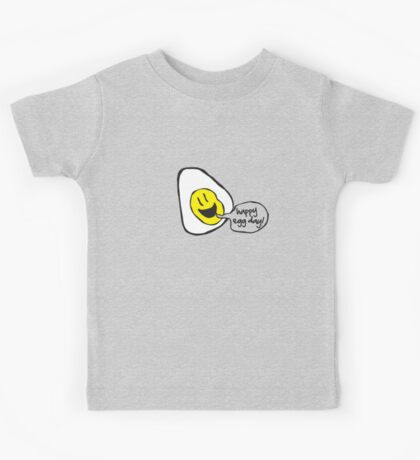 happy egg day! Kids Clothes