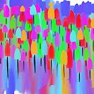 Paddlepop Forest by lilleesa78