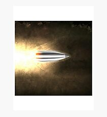 bullet Photographic Print