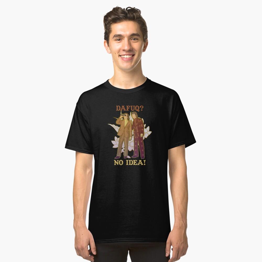 dafuq? Camiseta clásica
