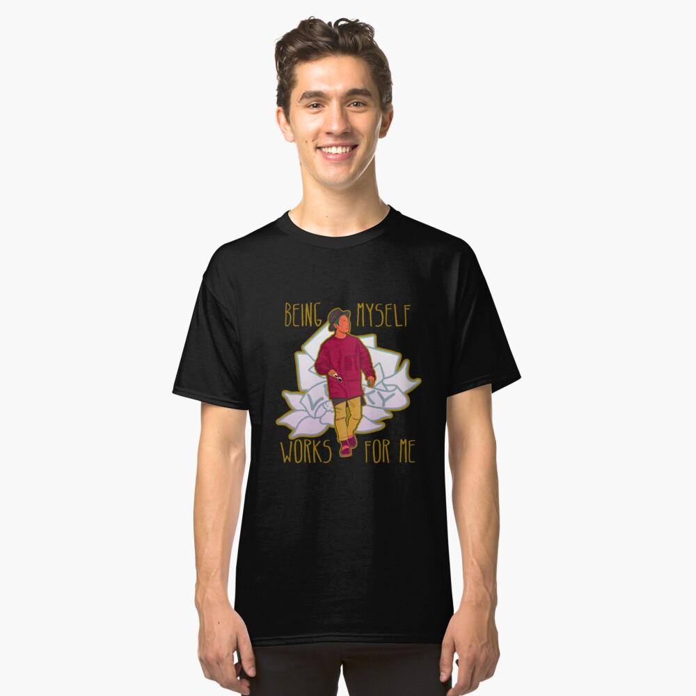 being myself Camiseta clásica