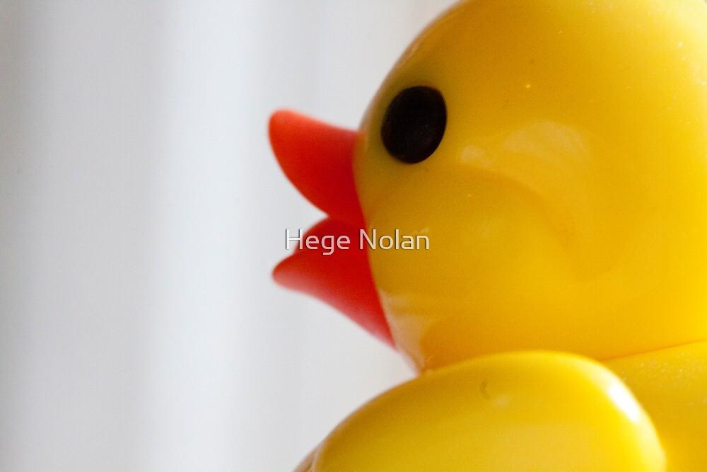 Smiley Quack by Hege Nolan