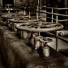 White Bay Power Station - Pump House Family - by Ian English