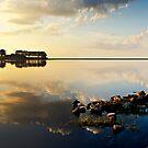 Smiddy Shaw Reservoir by David Lewins