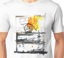 orange mess Unisex T-Shirt