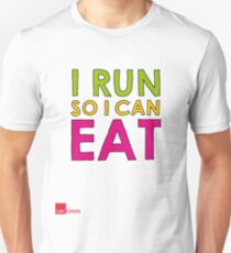 I Run So I Can Eat T-Shirt