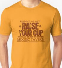 This is Jinsy - RAISE YOUR CUP Unisex T-Shirt