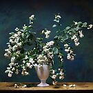 white bubles by dagmar luhring
