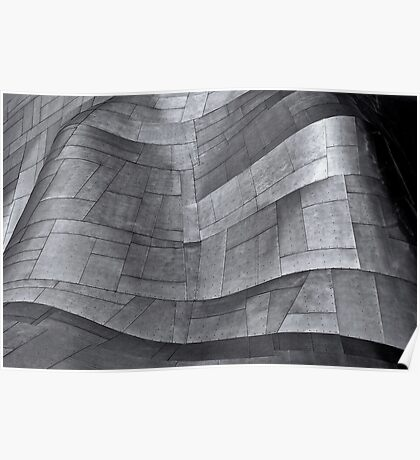 Lines and curves Poster