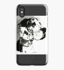Deutsche Dogge iPhone-Hülle & Cover