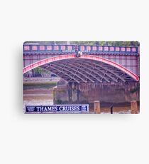 Lambeth Bridge Canvas Print