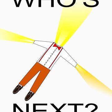 Whos Next? Dr Who Regeneration by Jwwallman