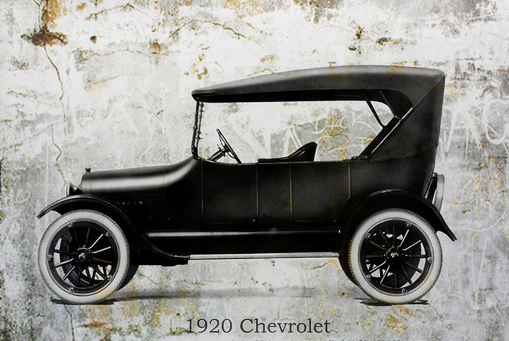 """""""1920 Chevrolet"""" by garts 