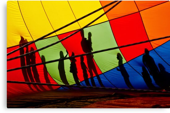 The Big Balloon by Phillip M. Burrow