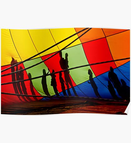 The Big Balloon Poster