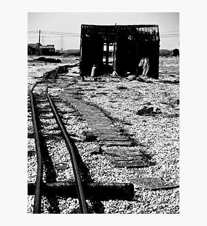 Worn Photographic Print