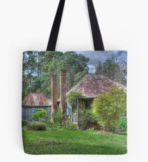 Warry's Cottage, Hill End, NSW, Australia (HDR) Tote Bag