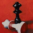 Checkmate by JohnnaArt