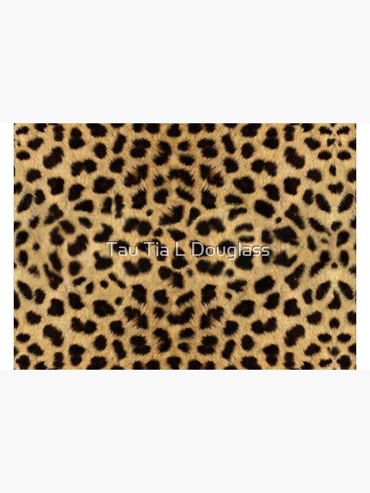 Funky Leopard Print by PurplePeacock