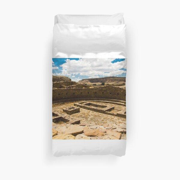 Chaco Canyon Duvet Cover