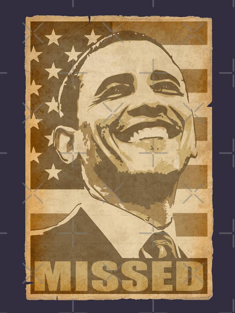 Obama Missed by idaspark