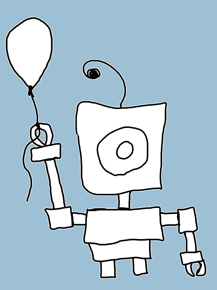 Kid Bot by talmore