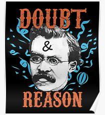 Poster Friedrich Nietzsche Zitate Redbubble