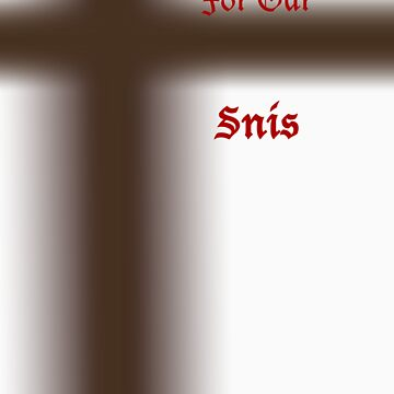 His Blood For Our Sins by vonlutzow