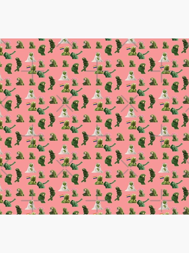 Kermit Sticker Pack by weskporter