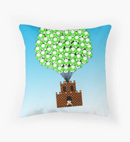 1'UP' Throw Pillow
