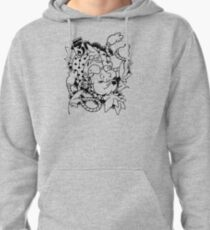 Hyottoko Pullover Hoodie
