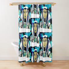 Maya - Borderlands 3 Tribute Fan Art Shower Curtain