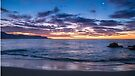 Dawn in Nerja by Cliff Williams