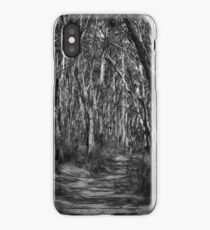 Scary Trees- The Ridge Trail iPhone Case/Skin