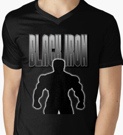Black Iron T-Shirt