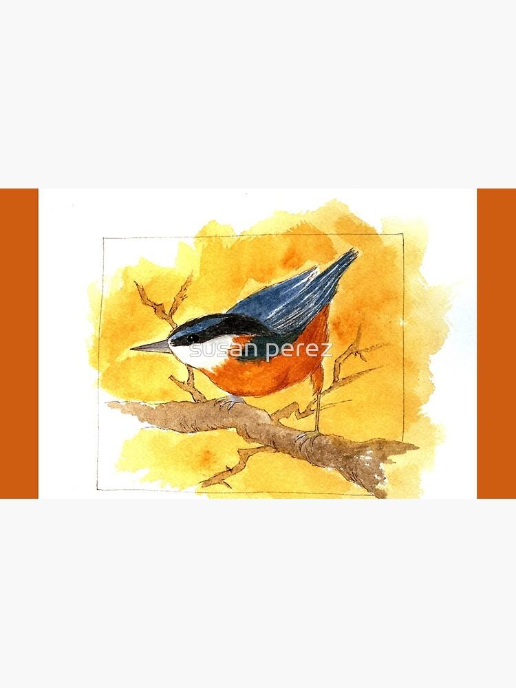 Kleibervogel von susanPerez