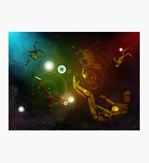 Lost In Space...Creatures Photographic Print