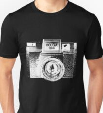Holga 120S White (Big) Unisex T-Shirt