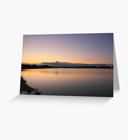Along the Estuary Greeting Card