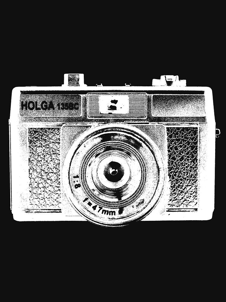 Holga 135 White by BKSPicture