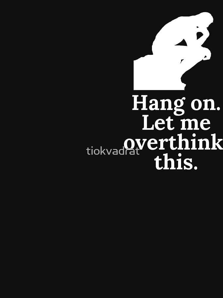 Hang on. Let me overthink this. Dark by tiokvadrat