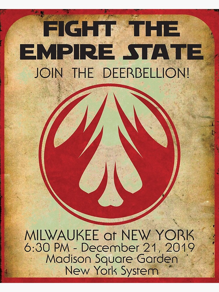 Fight the Empire State by AJW3-Art